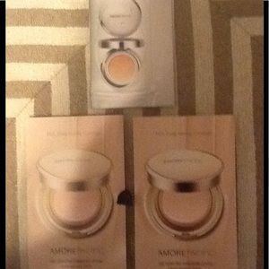 NEW AMORE PACIFIC Skincare Foundation Cushions